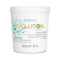 Máscara For Beauty Evolution Anti Desbotamento 250g