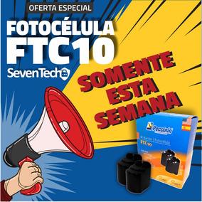 Fotocélula Infravermelho Ftc10 Original Peccinin Gatter