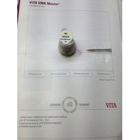 Vita Vmk Master Opaco B3 -12g Porcelana - Protese Dentaria
