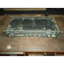 Amplificador Echotronic Staner Delay Time Para Peças