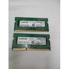 Se Venden Memoria Ram Ddr3 Para Laptop