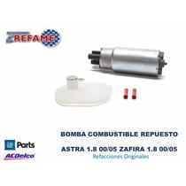 Bomba Combustible Repuesto Astra 1.8 00/05 Zafira 1.8 00/05