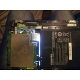 Tablet Toshiba Repuesto Display Y Tactil Mas Bateria!!