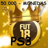 50k Monedas Fifa 18 Coins Ps3-el Mas Barato Del Mercado