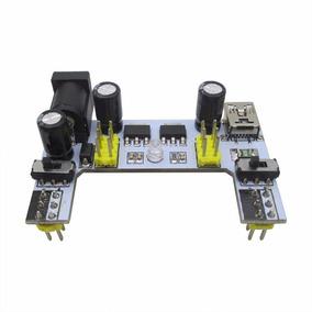 Fuente Para Protoboard 5v 3.3v Salida Usb Mb102 Arduino Xd42