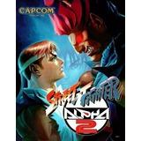 Street Fighter® Alpha 2 Jogos Infantil Original Ps3 Barato