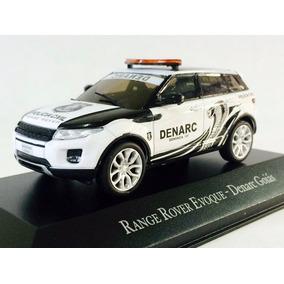Miniatura De Range Rover Evoque Denarc Goiás 1:43 Ixo