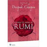 Poemas De Amor De Rumi , Deepak Chopra , Libro