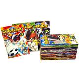 Mangá Coleção Super Onze Volume 1 À 34 - Lacrado