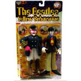 Colección Completa Mcfarlane Yellow Submarine Sgt Pepper