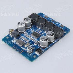 Tarjeta De Audio Bluetooth Tda-7492p 50w