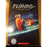 Turbo - Racing Team With Cd - Scholastic Richmond