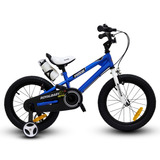 Bicicleta Royal Baby Niño Aro 16 Azul
