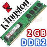 Kingston Ddr2 2gb 667 Mhz 5300 Van Seguro O La Plata Vuelve