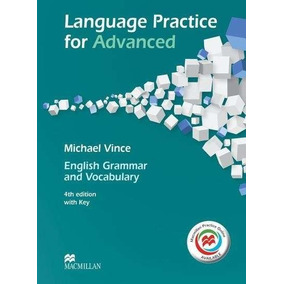 Language Practice For Advanced 4th Edition With Key / Vince