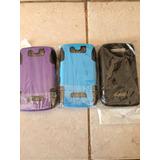 Blackberry Strom 9550 Forro Antigolpe + Protector Pantalla