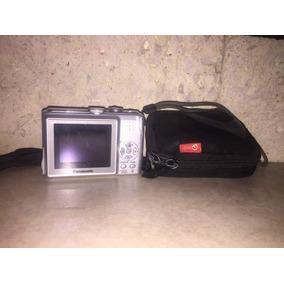 Camara Panasonic Lumix Mega 7.2 Mp Con Estuche