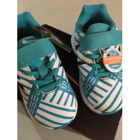 Tenis adidas Messi De Bebé Talla 13 Cm