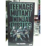 Set De Tortugas Ninja Neca