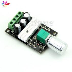 10x Controlador De Velocidade Motor Dc 6v 12v 24v 28v 3a Pwm