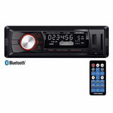 Auto Radio Roadstar Bluetooth Rs-2709 Fm Usb Sd Aux Controle