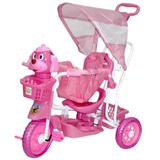 Triciclo Infantil Love Baby Belfix Promoção Crianças Bebê