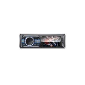 Radio P/carro Tela Lcd3 Rock Mult-un