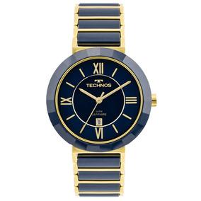 c0ca2582dab40 Relogio Technos Ceramic Feminino - Relógios no Mercado Livre Brasil