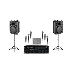 Kit De Sonido Profesional Technical Pro Stagepack12