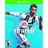 Fifa 19 Xbox One Domicilio Español Físico