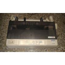 Impresora Usada Epson Lx-300 Sin Cable/sin Cinta