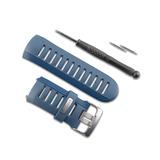 Pulseira P/ Relógio Garmin Forerunner 405cx Original Azul