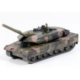 Tanque Guerra Panzer Tank Char Escala 1:87 Siku 1867