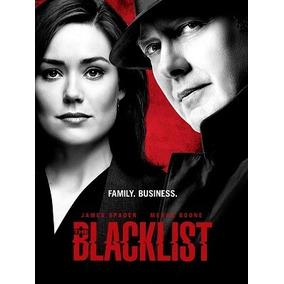 Série Lista Negra Black List 5 Temporada Completa