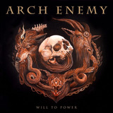 Arch Enemy Will To Power Deluxe Cd Digi Pack