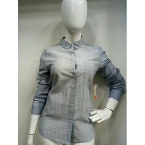 Camisas De Mezclilla Mujer Zara Otros en Mercado Libre México
