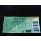 Ingressos One Direction 2014 (estádio Morumbi)