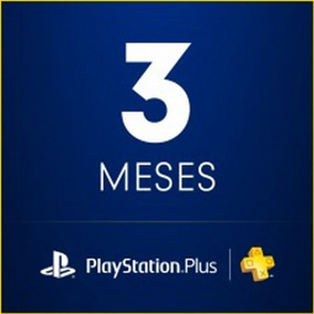 Psn Plus 3 Meses Playstation Plus Tu Usuario + Juegos Ps4