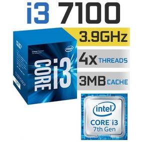 Micro Procesador Intel Core I3 7100 Lga 1151 7gen 3.9ghz