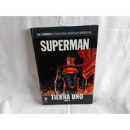 Superman Tierra Uno Parte 2 Dc Comics