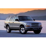 Diagrama Electrico Chevrolet Blazer 96-00