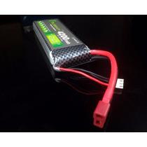 Bateria Lipo 4200mah 40c Plugue T Automodelos