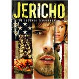 Box Jericho 2º Temporada - Novo, Lacrado E Original