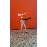 Clone Trooper - Guerra De Las Galaxias - 10 Cm - Oem - Nuevo