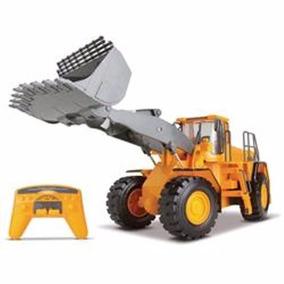 Caminhão Power Still Carregadeira Cr - Roma Brinquedos