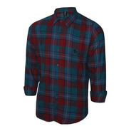 Camisa Masculina Flanelada