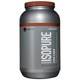 Isopure Low Carb Protein Powder, 100% Whey Protein Isolate,