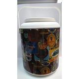Cooler Térmico Para Bebidas Cerveja Refrigerante Porta Latas