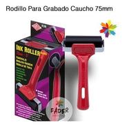 Rodillo Para Grabado Xilografia 75mm Essdee Barrio Norte