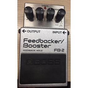 Pedal Boss Feedback / Booster Fb-2
